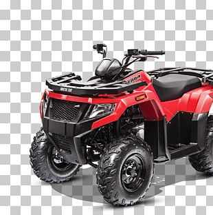 All-terrain Vehicle Arctic Cat Four-stroke Engine Motorcycle Price PNG
