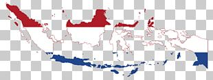 Flag Of Indonesia Topographic Map PNG