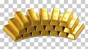 Gold Bar Silver Gold As An Investment Metal PNG