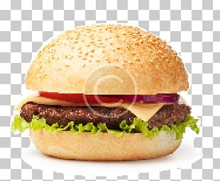 Hamburger Cheeseburger Buffalo Wing French Fries Fried Chicken PNG
