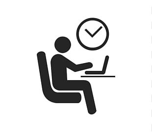 Pictogram Infographic Business Process Businessperson PNG