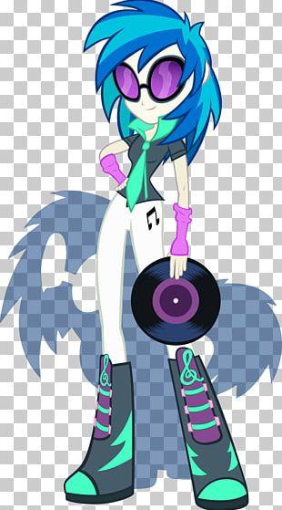 Pinkie Pie Twilight Sparkle Rarity Disc Jockey My Little Pony: Equestria Girls PNG