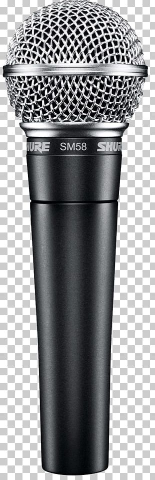 Microphone Shure SM58 Shure SM57 PNG