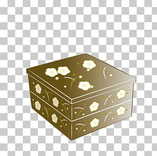 Box Casket Jewellery Cartoon PNG