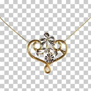 Charms & Pendants Jewellery Necklace Gold Diamond PNG