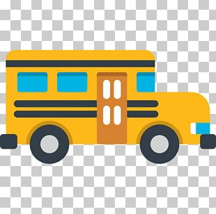 School Bus Scalable Graphics Icon PNG