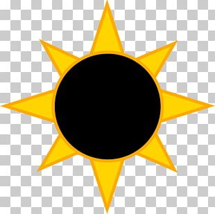 Solar Eclipse Of August 21 PNG