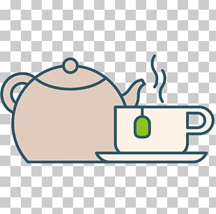 Tea Drawing Animation PNG