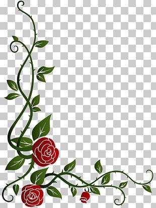 Floral Ornament Child PNG