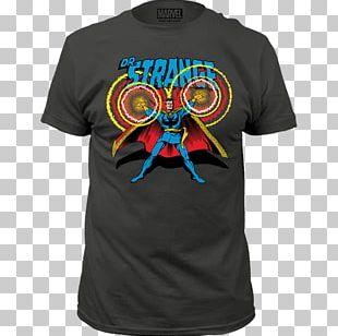 Doctor Strange T-shirt Loki Eye Of Agamotto Black Panther PNG