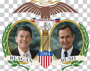 Ronald Reagan George H. W. Bush President Of The United States Republican Party PNG