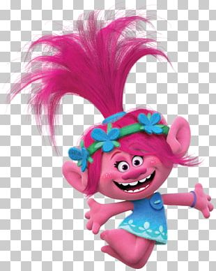 Trolls Poppy Internet Troll DreamWorks Animation PNG