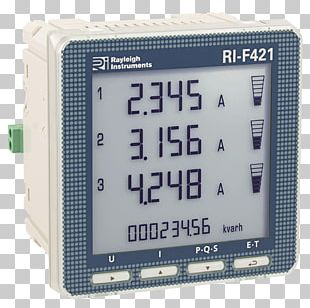 Multimeter Electricity Meter Electronics Electric Power Miernik Cyfrowy PNG