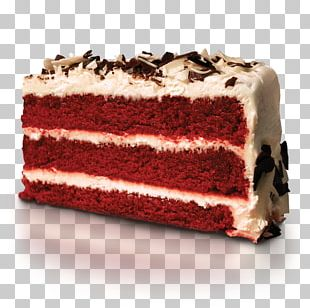 Red Velvet Cake Torte Chocolate Brownie Cream Frosting & Icing PNG