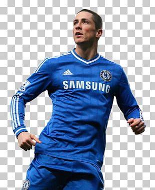 Fernando Torres T-shirt Sport Rendering Jacket PNG