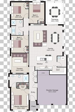 Floor Plan House Interior Design Services Idea PNG