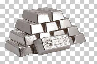 Silver Ingots PNG