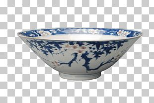 Jingdezhen Blue And White Pottery Ceramic Bowl Porcelain PNG