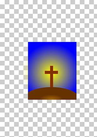 Calvary Christian Cross Christianity PNG