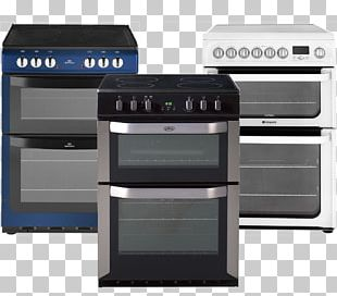 Cooking Ranges Electric Cooker Oven Belling FSE60DOP PNG