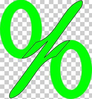 Percentage Percent Sign Mathematics Mathematical Notation PNG