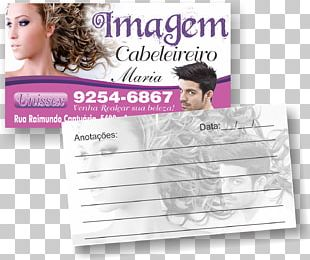 Cosmetologist Art Photography Animaatio Business Cards PNG