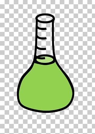 Erlenmeyer Flask Laboratory Flasks Beaker PNG