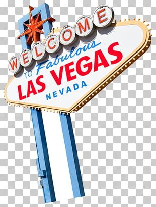 Hals über Kuss Welcome To Fabulous Las Vegas Sign Logo Paperback PNG