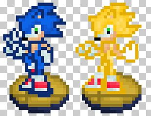 Shadow The Hedgehog Sonic Forces Sonic & Knuckles Sonic 3 & Knuckles Pixel Art PNG