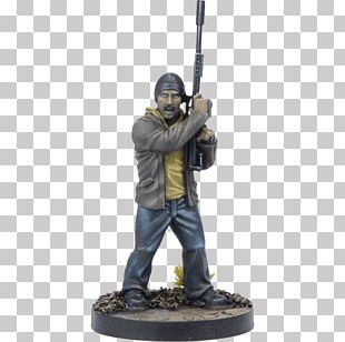 Tyreese The Walking Dead Mantic Games Character PNG