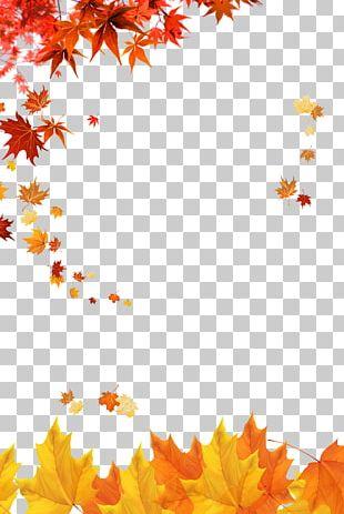 Autumn Poster Zarrin PNG