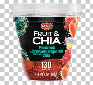 Fruit Cup Del Monte Foods Chia Dole Food Company PNG