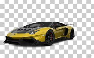 Lamborghini Gallardo Car Automotive Design Motor Vehicle PNG