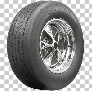 Tire Car Wheel Rim Racing Slick PNG