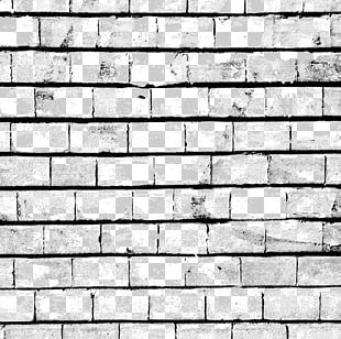 Partition Wall Brick Poster PNG