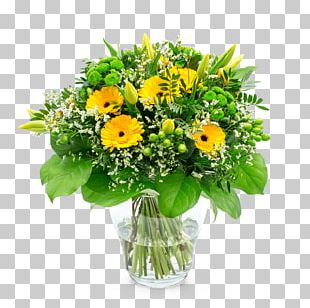 Floral Design Flowerpot Flower Bouquet Cut Flowers Vase PNG