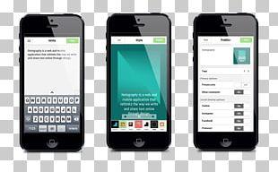 Feature Phone Smartphone Web Development PNG