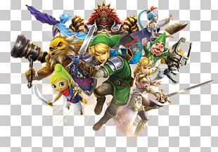 Hyrule Warriors The Legend Of Zelda: The Wind Waker The Legend Of Zelda: Majora's Mask Wii U PNG