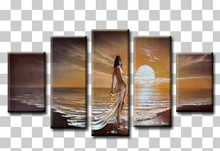 Oil Painting Abstract Art Decorative Arts PNG