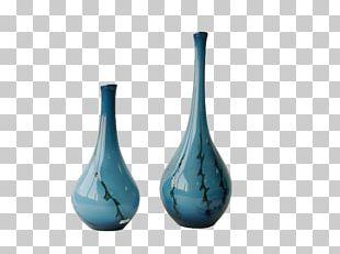 Vase Ceramic Glass PNG