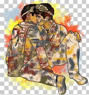 Costume Design Infantry Military Uniform Soldier PNG