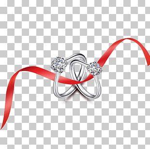 Wedding Ring Computer File PNG
