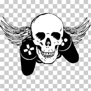 Skull Calavera Gamer Community PNG