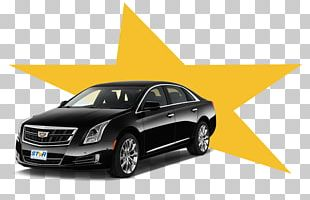 2016 Cadillac XTS Lincoln Town Car Luxury Vehicle PNG