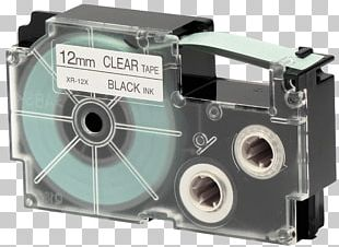Label Printer Adhesive Tape PNG