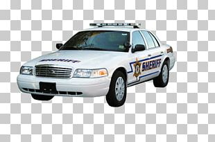 Ford Crown Victoria Police Interceptor Police Car Vehicle PNG
