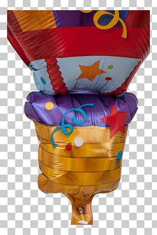 Hot Air Ballooning Toy Balloon Birthday PNG