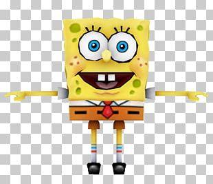 Nicktoons: Battle For Volcano Island SpongeBob SquarePants Cartoon Video Games PNG
