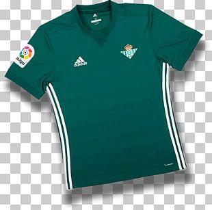 T-shirt Real Betis Uniform Sleeve PNG