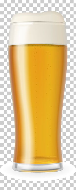 Wheat Beer Pint Glass Beer Glasses PNG